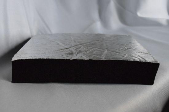 New Generation of Fireproof Aluminum Foil Sound Insulation Foam