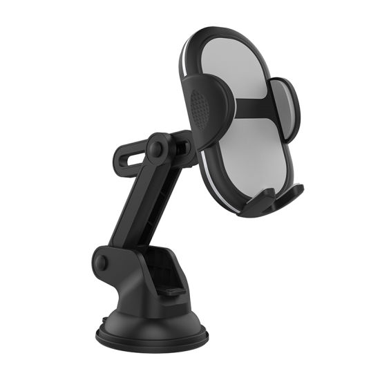Universal Car Dashboard Windshield Strong Suction Long Arm Cell Phone Holder