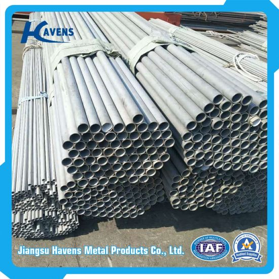 430/301/304/316/321 Stainless Steel Seamless Pipes (Round, Square, Rectangle) pictures & photos