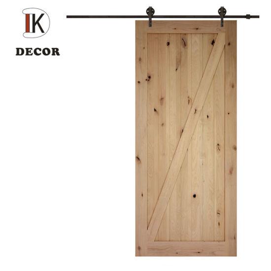 China High Quality Interior Sliding Barn Doors Swing Doors On Sale China Veneered Door Engineered Wood Door