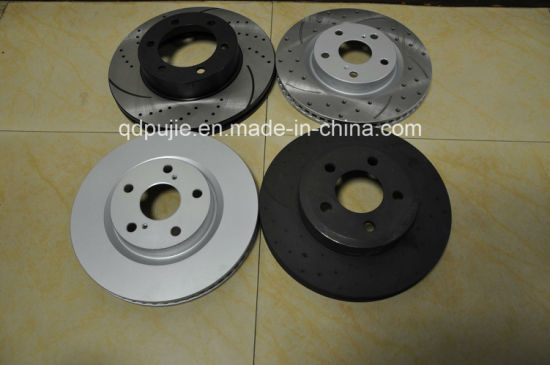 High Quality Amico 3457 Car Brake Discs for Benz pictures & photos