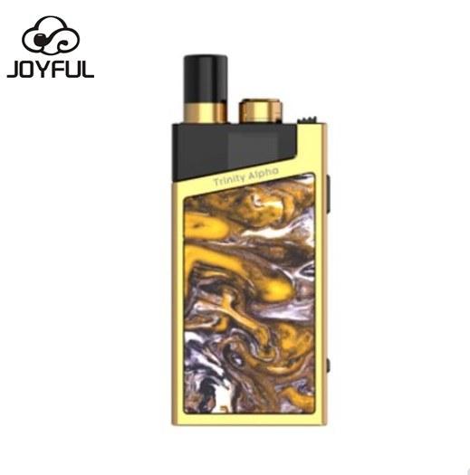 2.8ml 1000mAh Top Filling E Juice Pod Vapor Kit Smok Trinity Alpha E Cigarette