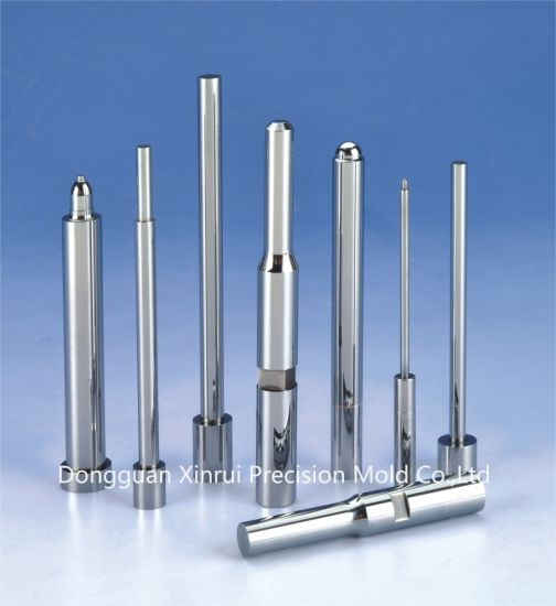 Ticn Coating Wire Cutting Tungsten Carbide Die Punch Carbide Molding Tools Mould Parts