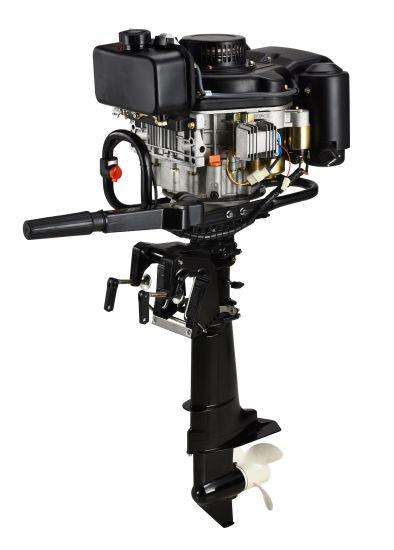 4 Stroke 8HP Diesel Engine Air-Cooled Outboard Motor/Outboard Motor/Boat Engine
