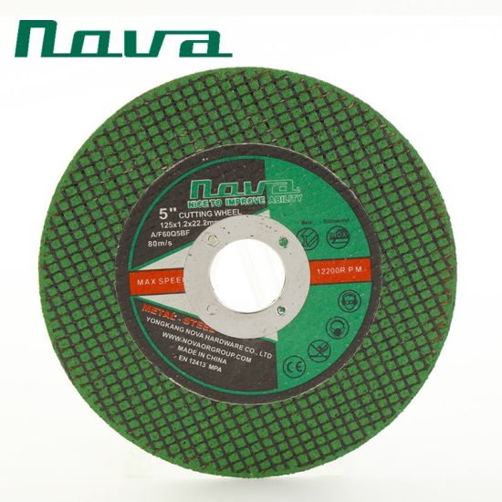 Grinder Tool Grinding Flap Cut off Disc Abrasive Cutting Wheel for Metal Stainless