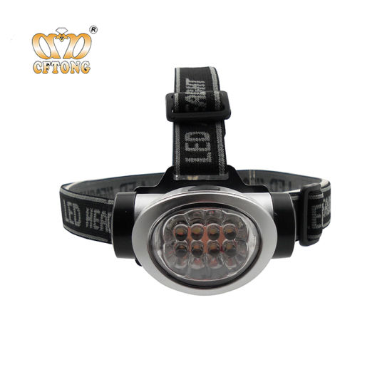 8 LED Moving Headlight Adjustable Super Bright LED Head Lamp