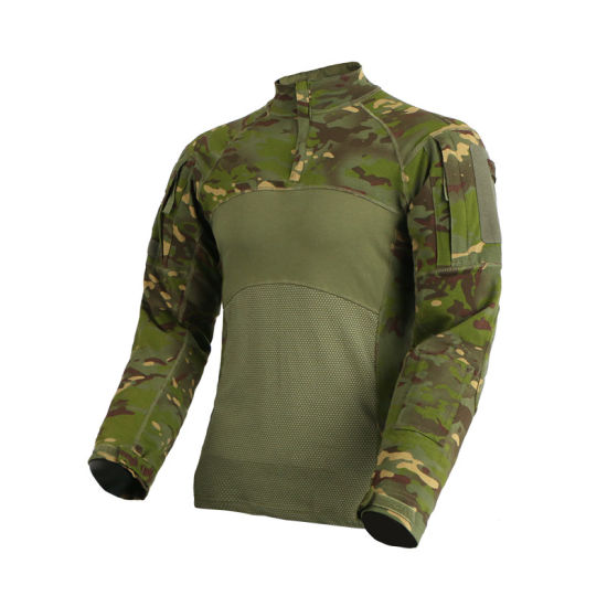 Cp Green Army Military Uniform, Combat Shirt with Pants