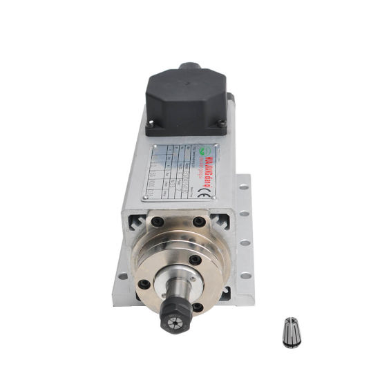 1.5KW Air Cooled CNC Spindle Motor for CNC Router 110//220V
