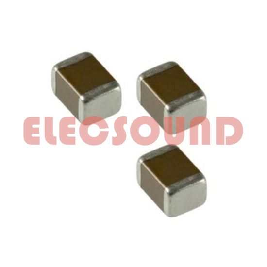 5 X SMD Multilayer Ceramic Capacitor C0 2 kV ± 5/% 100 pF 3225 Metric 1210