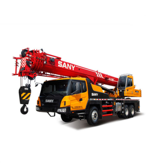 Sany Mobile Truck Crane 30ton Stc300 for Indonesia pictures & photos