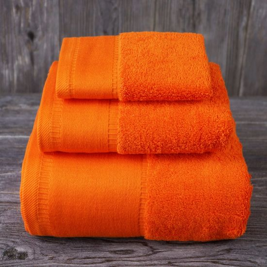 Super Soft Water Absorption Cotton Gift Set Dobby Border Towel