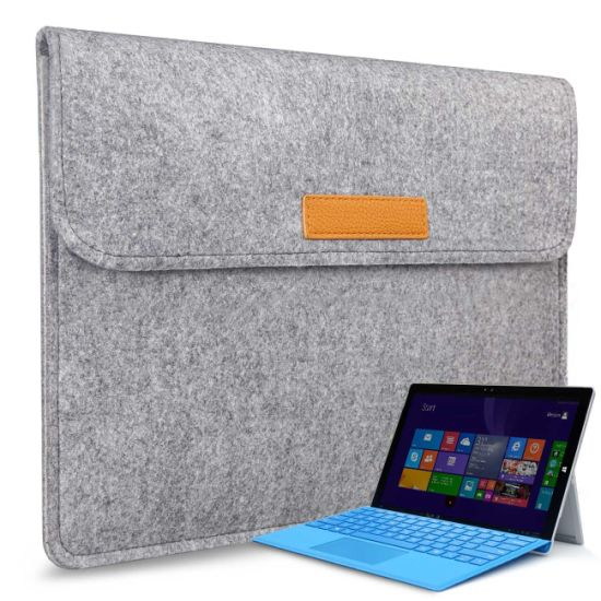 Unisex/Simplycity/Business/Leisure Polyester Fabric Hand-Held Laptop Computer Bag Sleeve