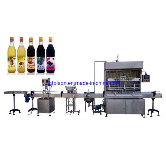 Automatic Pure Water Drink Filling Juice Production Line pictures & photos
