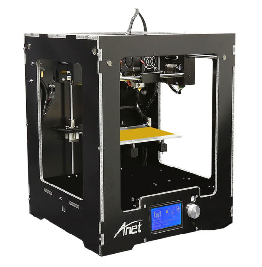 Anet3d Safe High Precision Assembled 3D Printer Machine with 16GB SD Card pictures & photos