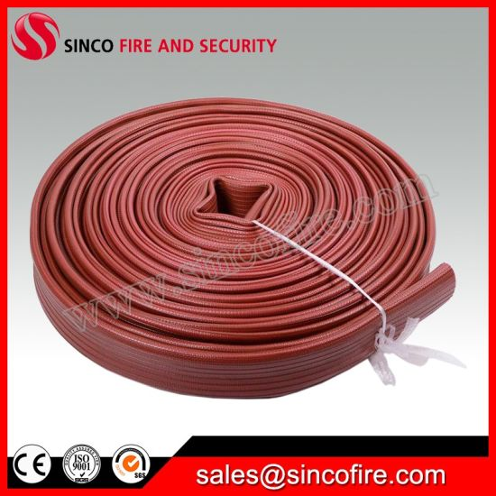 1.5/2.5 Inch Duraline Fire Hose with Fire Hose Couplings pictures & photos