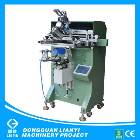 Plastic Bottles Screen Printing Machine
