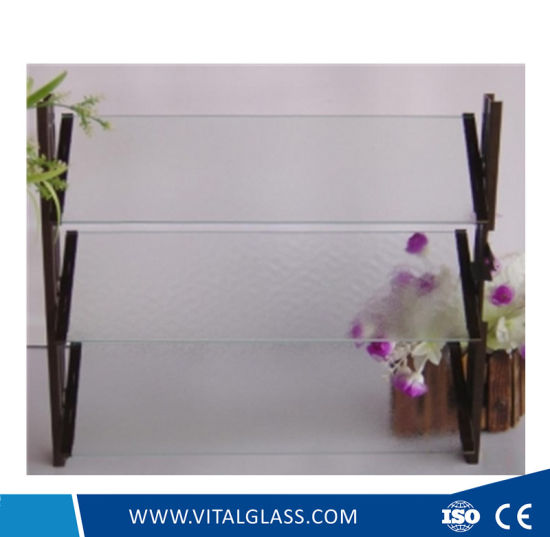 3-6mm Clear Colored Louver Glass pictures & photos