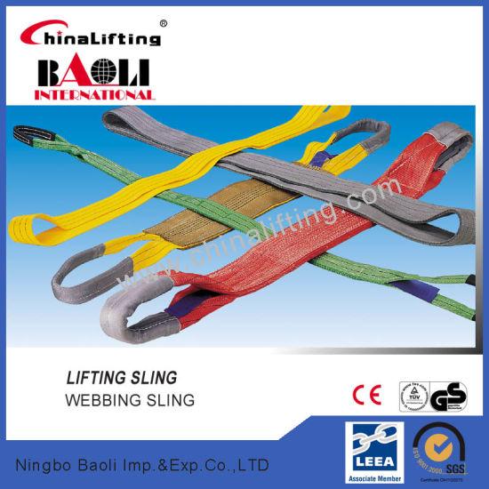 Polyester Webbing Sling, Lifting Sling