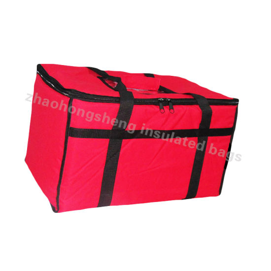 Extra Large Best Insulated Lunch Food Pizza Delivery Bag For