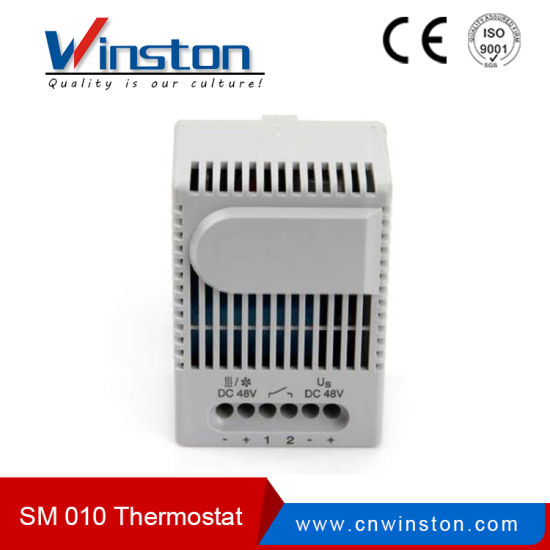 Winston Internal Enclosure Electronic Relay Sm010 (24VDC+48VDC)