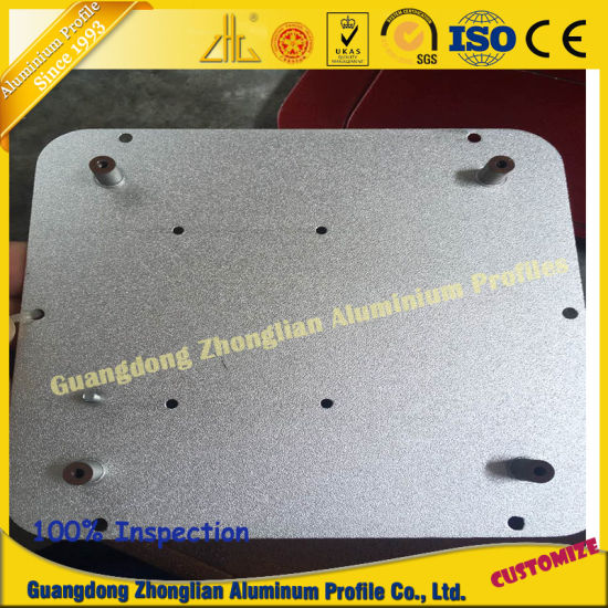 CNC Aluminium Profile for Electronic Product pictures & photos