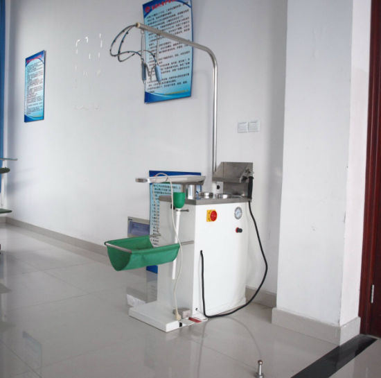 Dry Clean Machine Spotting Table pictures & photos