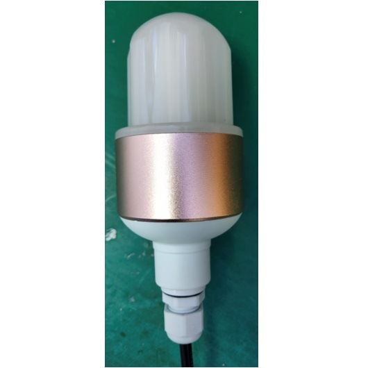 IP65 Three Sections Dimmable Metal Corn Waterproof LED Light Lamp Bulb B22 4W/7W/12W with Long Life pictures & photos
