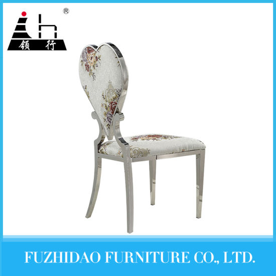 Incredible China Modern Silver Stainless Steel Wedding Chair China Machost Co Dining Chair Design Ideas Machostcouk
