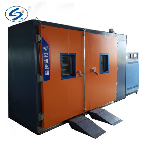 ISO Walk-in Temperature Rapid Rate Fast Change Test Machine