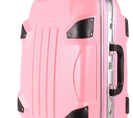 PC+ABS Trolley Suitcase Luggage Traveller Case Box Suitcases pictures & photos