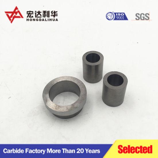 Tungsten Carbide Bearing Bushings From Zhuzhou