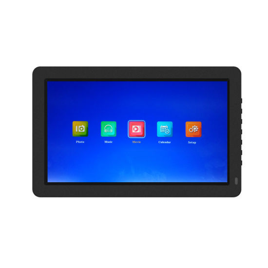 China Large Size 15.6 Inch LCD Video Player Digital Picture Frame ...