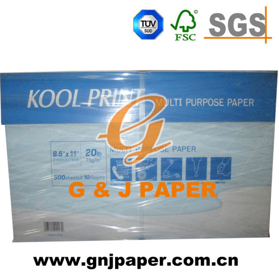 Better Quality Photo Print Copy Paper for Office Supply pictures & photos