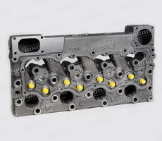 Caterpillar Engine Spare Parts Cylinder Head 3304 Low Serial 7S7070-F