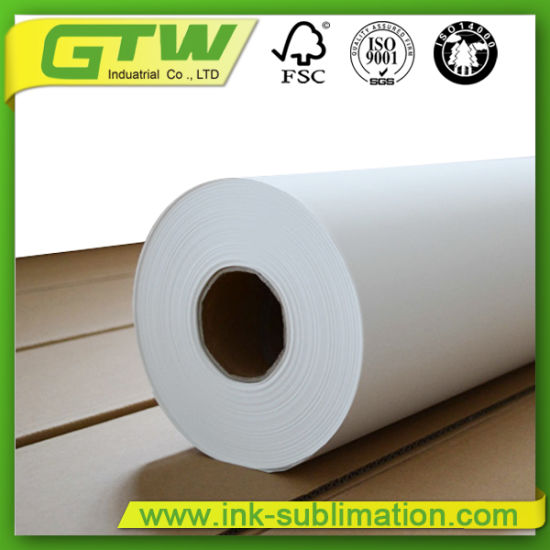 45GSM Sublimation Transfer Paper for Sublimation Printers