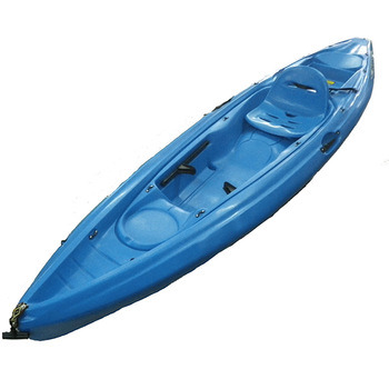 Cheap Single Ocean Fishing Plastic Kayak for Sale pictures & photos