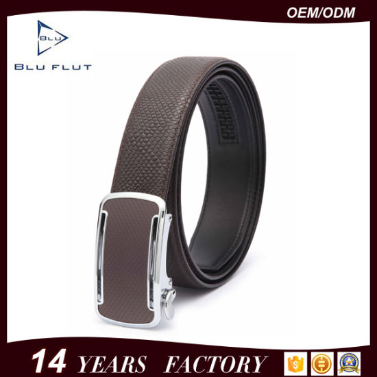 Wholesale Good Quality Genuine Leather Men Belt with Low Price pictures & photos