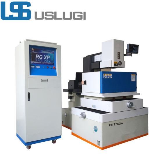 China Precision CNC Wire Cut Electrical Discharge Machining Machine ...