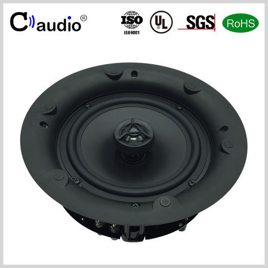 L6500 6.5 Inch Textile Dome Tweeter Speaker with PP Cone