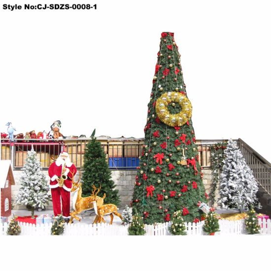 China Latest Merry Christmas Large Home Tree and Torse - China ...
