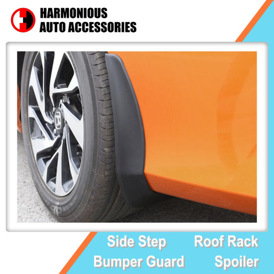 2015-2019 Fender Flares Mudflaps Mudguards Front and Rear Wheel 4Pcs Car Custom Mud Flaps Splash Guards for Hyundai Sonata 2011-2014