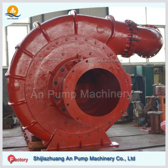 Industry Mining Dredge Heavy Duty Transport Solids Pump pictures & photos