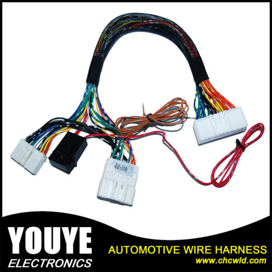 Pleasant China Electrical Cable Assemble Cable Wire Harness And Cable Wiring 101 Archstreekradiomeanderfmnl