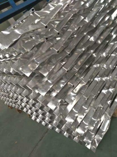 Tec-Sieve Expanded Aluminium Mesh Used as Walkway Mesh