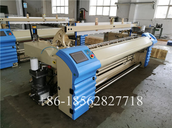 Textile Machine Air Jet Loom with Buildin Air Compressor pictures & photos