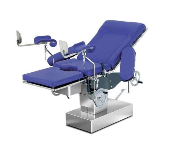 Ce Approved Operating Hydraulic Obstetric Table with FDA pictures & photos
