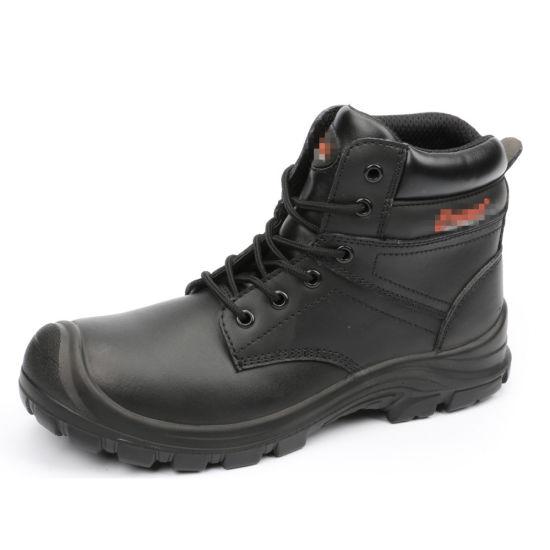 f17b22551f0 China Lightweight Steel Toe Cap PU Sole Safety Boots - China Work ...