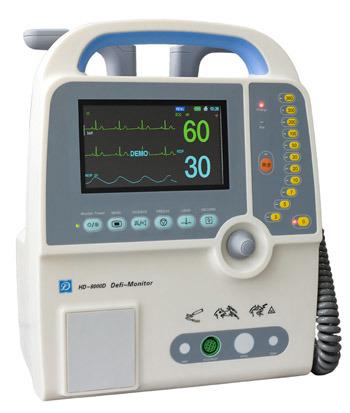 Medical Equipment Best Defibrillator Unit for Sale- (HD9000D)