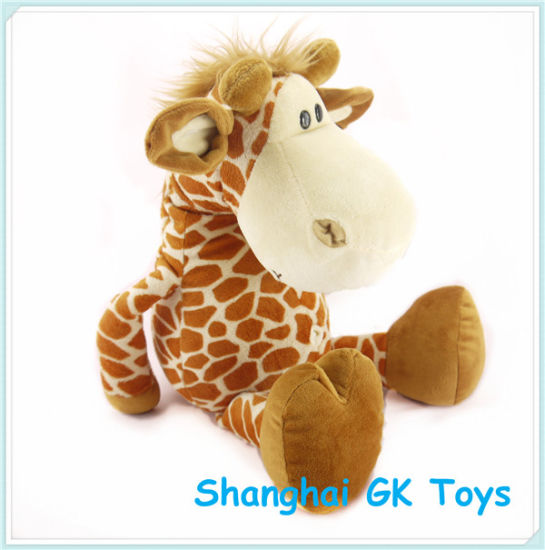 Stuffed Giraffe Plush Toy Kids Toy pictures & photos