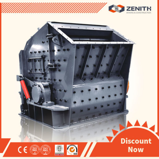 Pfw1214 Small Impact Crusher with ISO &CE Approved pictures & photos